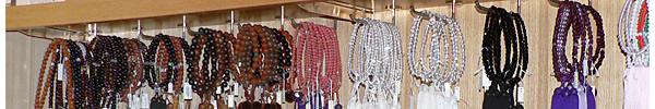 数珠 売り場